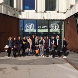 Thinking Youth, Peace and Security in the Sunny Copenhagen