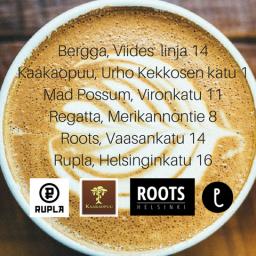 Hyvää kahvia -kampanja, Good Coffee campaign 5.-12.4!